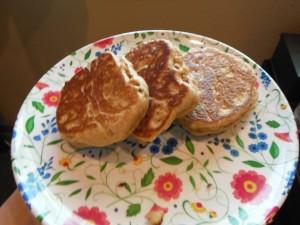 pancake results